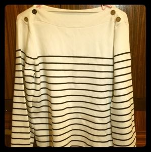 Ralph Lauren stripe sweater